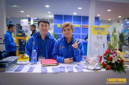 Bauma China 2016 – One of the busiest yet despite slow economy