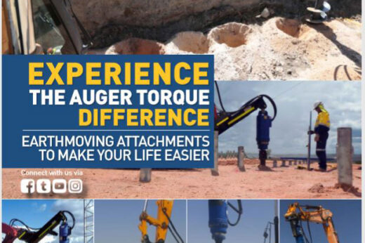 Auger Torque Middle East Launch Overview Product Brochure